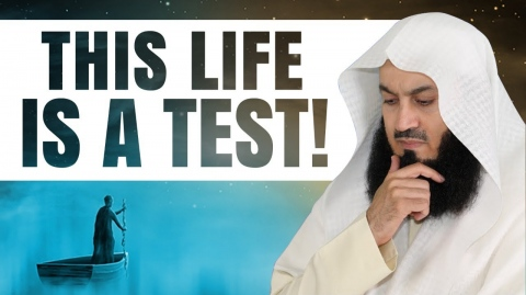 [NEW RELEASE] ARE YOU SUFFERING? - WATCH THIS! @Mufti Menk #TDRCONFERENCE