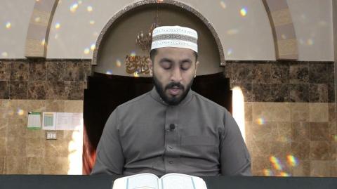 Quran Recitation Day 12 | Surah Al-Hijr Verses 1-99 & Surah An-Nahl Verses 1-74
