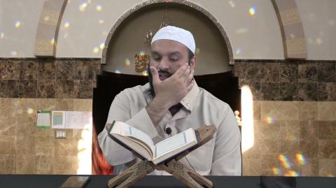 Quran Recitation Day 13 | Surah Al-Isra & Surah Al-Kahf Verses 1-31