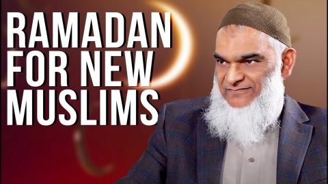 Ramadan For New Muslims | Dr. Shabir Ally