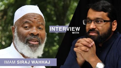 The Legend Himself: Imam Siraj Wahaj | Interview With Shaykh Dr. Yasir Qadhi