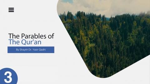 The Parables of The Quran #3: Surah Baqarah: 19   The Hypocrites & Rain/Thunder   Shaykh Yasir Qadhi