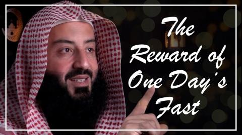The Reward of a Single Day of Fasting || Ustadh Wahaj Tarin || AMAZING