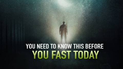 VERY IMPORTANT THINGS TO KNOW BEFORE YOU FAST TODAY