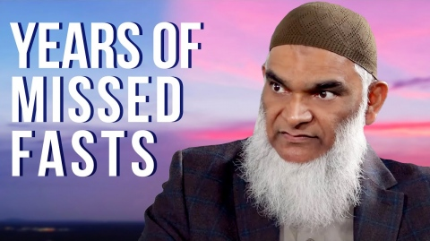Years of Missed Fasts | Dr. Shabir Ally